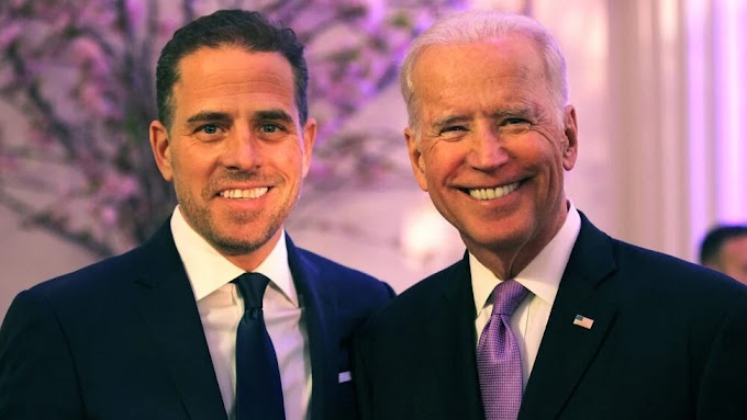 Hunter Biden Case Will Be Sent To Department Of Justice