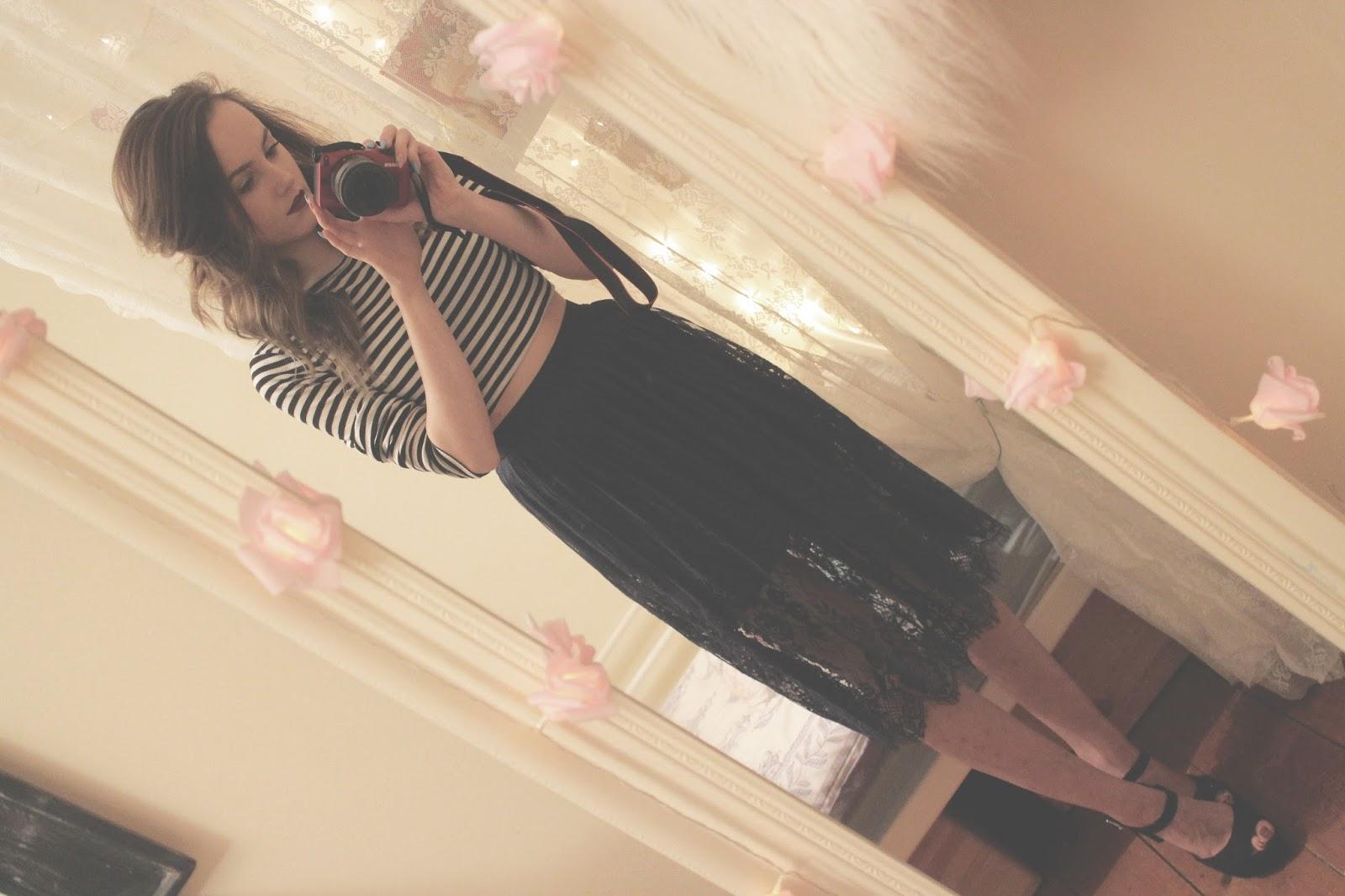 tally weijl skirt