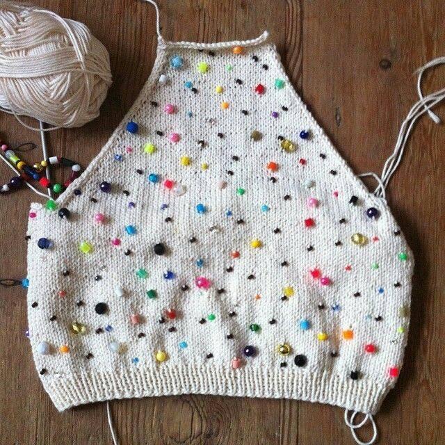 koralikowo na drutach tutorial