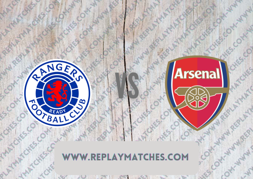 Rangers vs Arsenal -Highlights 17 July 2021