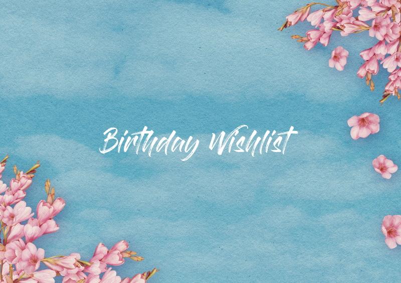 Liste d'anniversaire