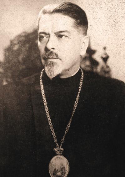 Степан Скрипник (Патріарх Мстислав)