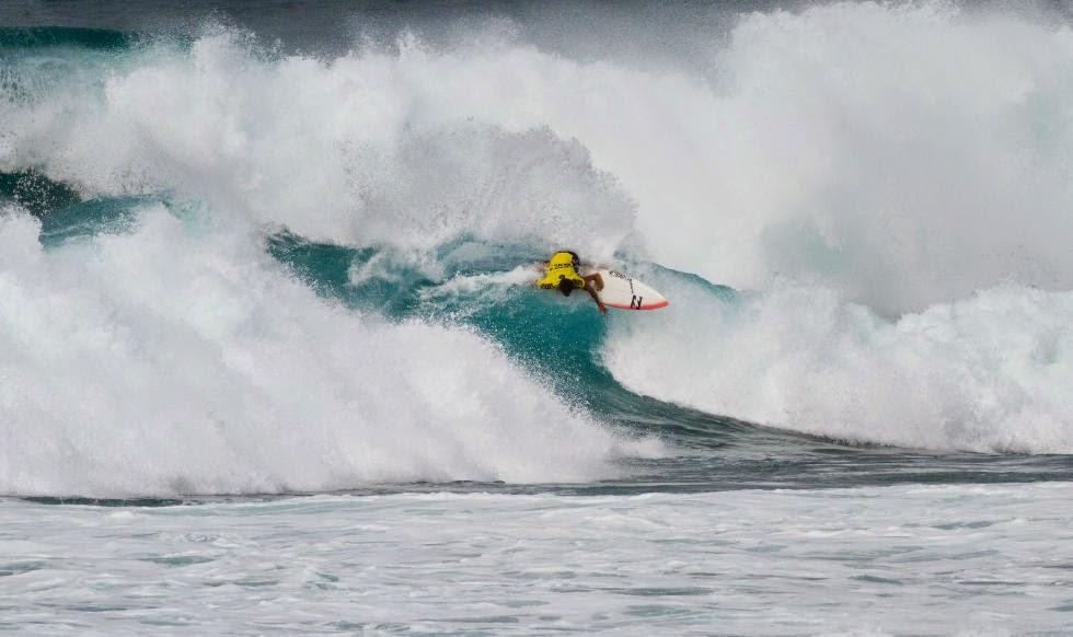 53 Vans World Cup of Sufing 2014 Seth Moniz Foto ASP