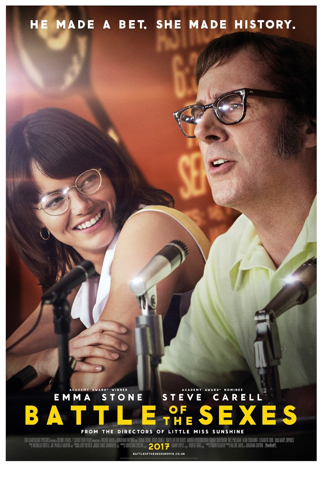 battle of the sexes steve carell