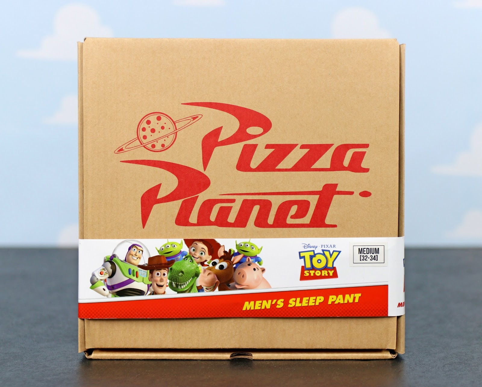 toy story pizza planet pajamas sleep pants