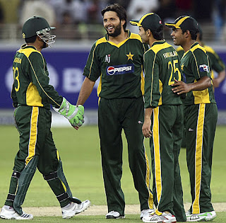 Pakistan vs New Zealand 1st T20I 2009 Highlights