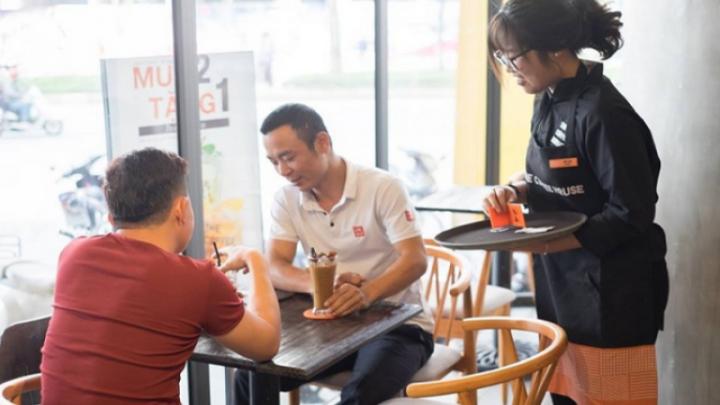 Khâu quản lý quán cafe đóng vai trò quan trọng trong chất lượng dịch vụ phục vụ
