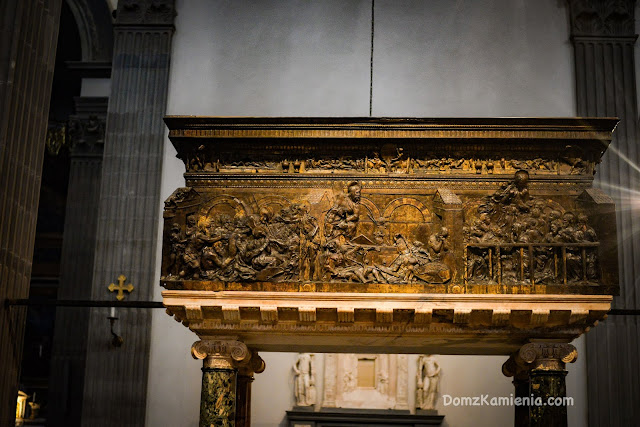 San Lorenzo Donatello, Firenze