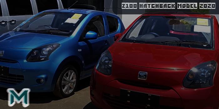 Z100 hatchback model 2020