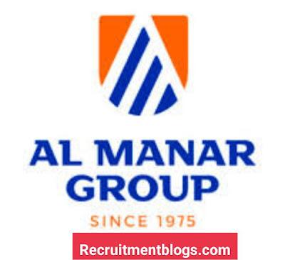 Lab Chemist At AL Manar group