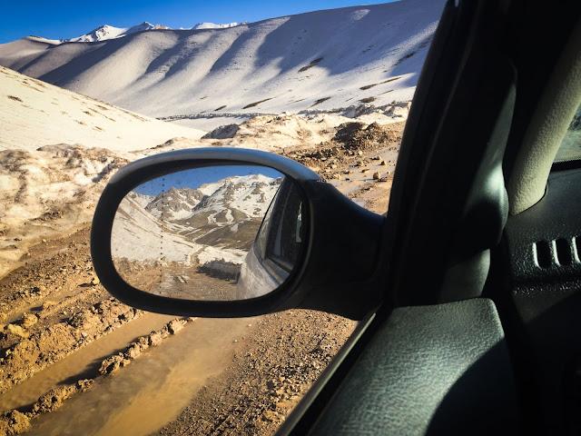 Chelgerd spre Sar Agha Seyed, Iran