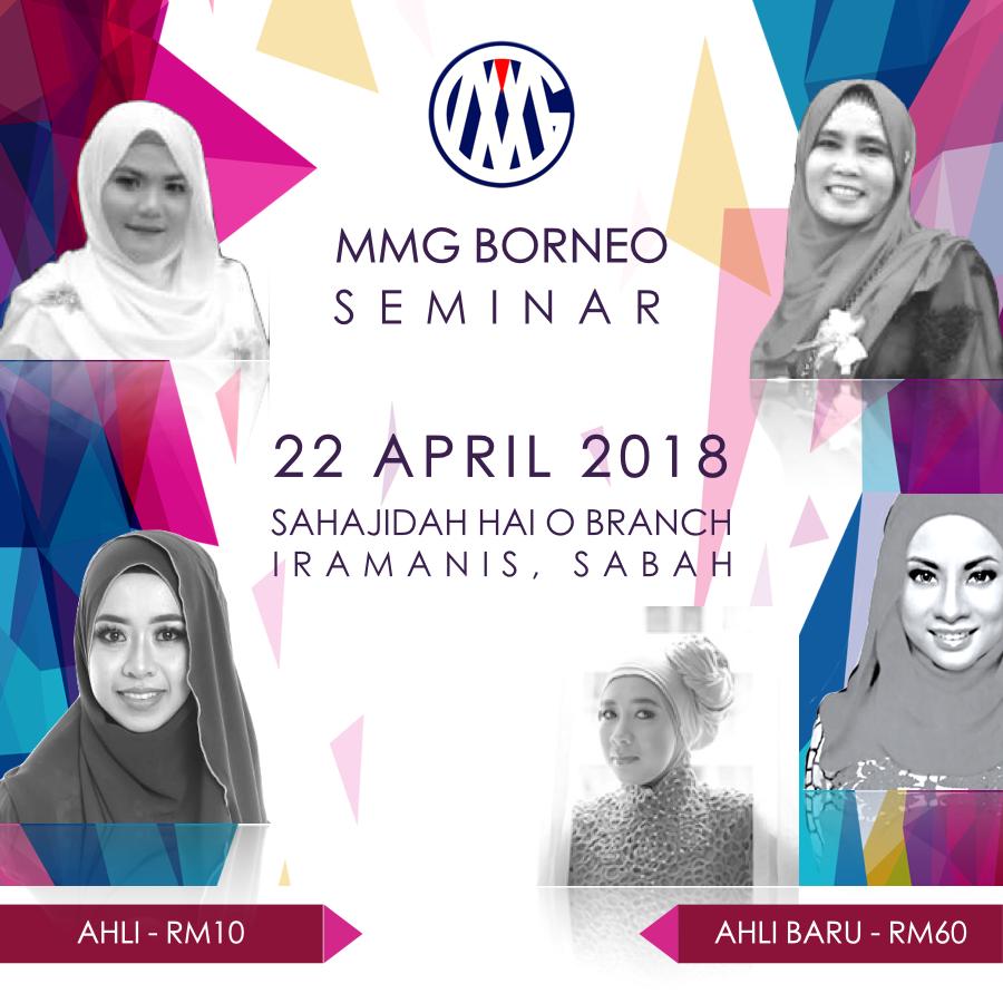 premium beautiful MMG Borneo