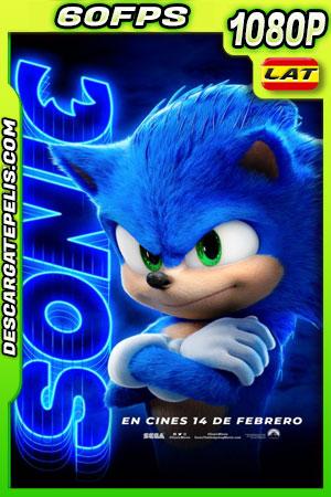 Sonic la Pelicula (2020) 1080p 60FPS BDrip Latino- Ingles