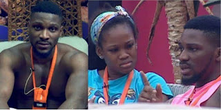 Entertainment: BBNaija! Viewers react to Cee-C, Tobi love making