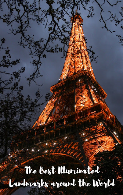 The Best Illuminated Landmarks around the World