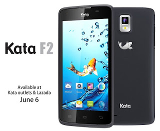 Kata F2 Announced, Available Starting June 6 for Php3,999
