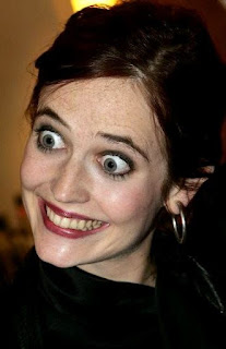 Eva Green Weird Smile Facial Expression