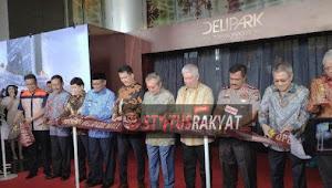 Pembukaan Deli Park SOGO Medan menjadi pusat perbelanjaan yang modern dan banyak Diskon