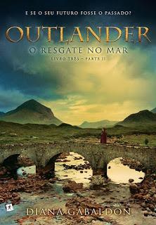 Resgate no mar parte II, Diana Gabaldon, Outlander, Saída de emergência