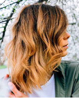 Choppy layered haircut  - 20 Best Medium Layered Haircut - For Women Of All Ages
