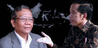 Mahfud dan Jokowi Menyerah Soal Penegakan Hukum, Pengamat: Pantes Republik Ini Makin Kacau