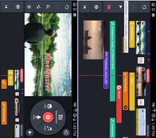 aplikasi edit video KineMaster – Pro Video Editor