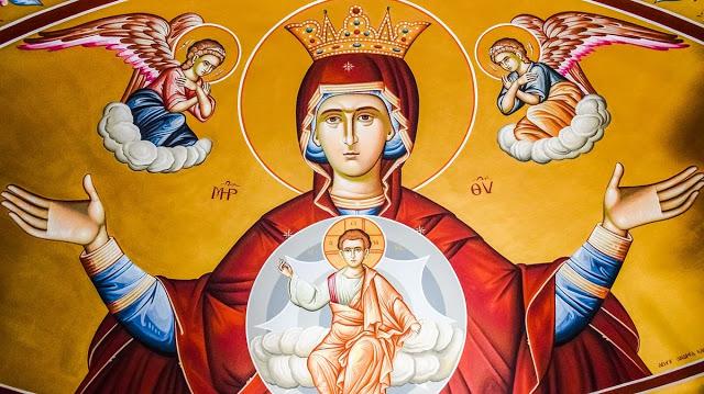 77-й Сон Богородицы. Молитвенное заклинание для избавления от проблем