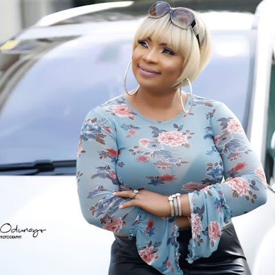 Actress Laide Bakare releases stunning photos to mark 37th birthday...