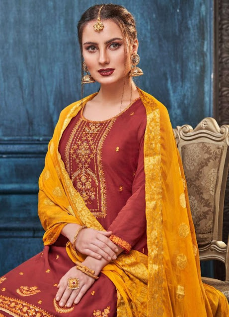 Kessi Shangar by Patiyala house vol 14 Salwar kameez