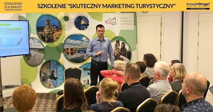 """Szkolenia """"Skuteczny Marketing Turystyczny"""" dla samorządów i organizacji turystycznych"""