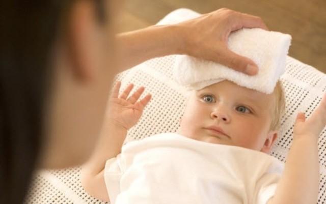 kejang demam  pada anak