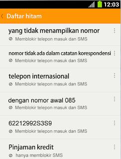 Download WhosCall Aplikasi untuk Memblokir Telepon dan SMS Gratis