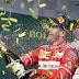 #GPAus: El alemán #Vettel ganó en Australia
