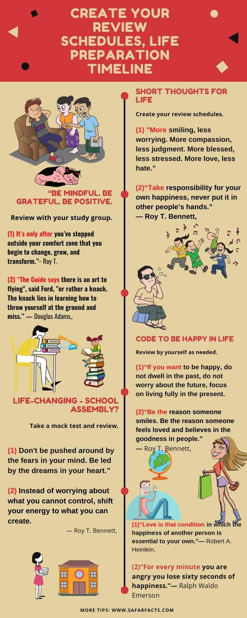 thought of the day for school assembly - INFOGRAP