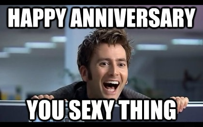 Happy Anniversary Memes 2019