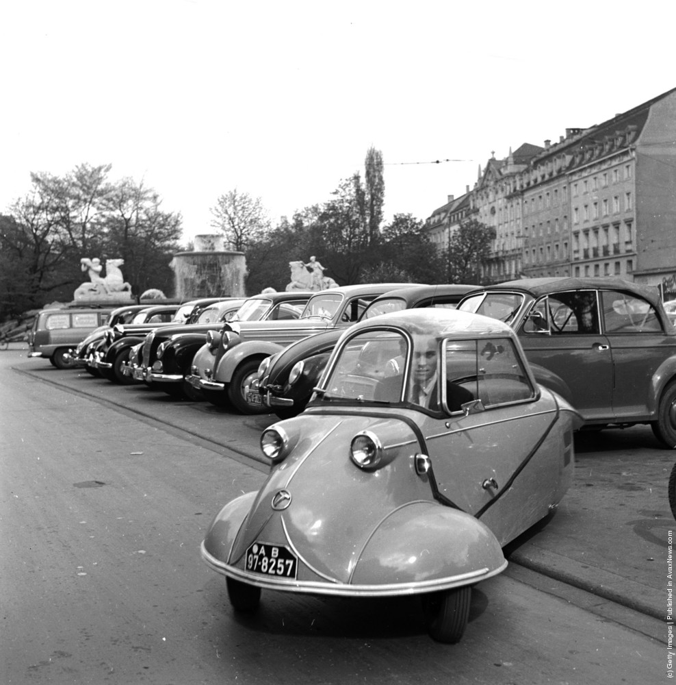 Can 1960s midget car photo not