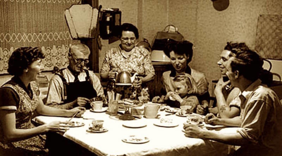Why Your Grandparents Did Not Have Food Allergies