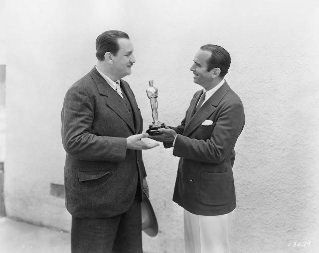 Fotografías de la primera ceremonia de los Oscar