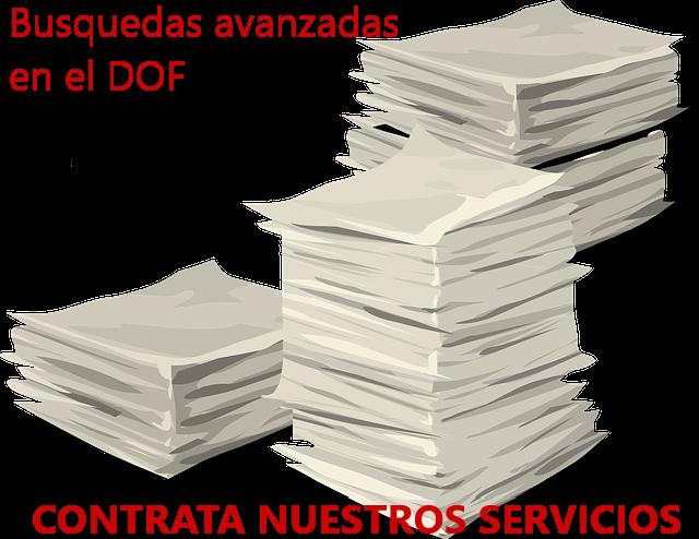DIARIO OFICIAL MEXICO