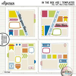 In The Box 02 by Akizo Designs