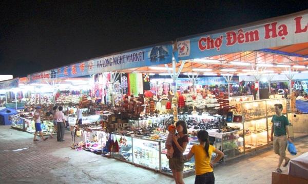 Chợ đêm Hạ Long - điểm vui chơi không thể bỏ qua khi đi du lịch
