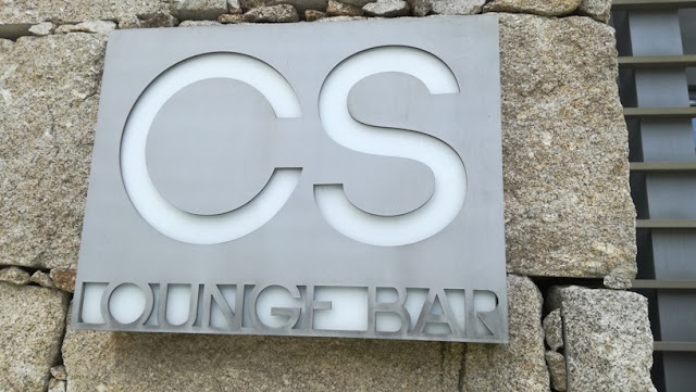 Placa CS Lounge Bar