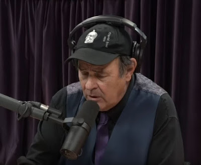 Actor Dan Aykroyd On Bigfoot On The Joe Rogan Show