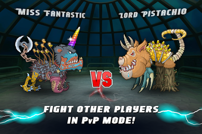 Mutant Fighting Cup 2 Apk v1.0.9 Mod Terbaru (Unlimited Money)