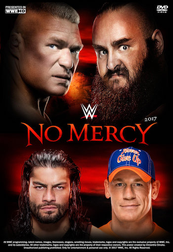 WWE No Mercy 2017 PPV WEBRip 500MB x264 480p