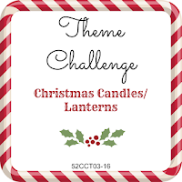 52 CCT January theme challenge - candles/lanterns