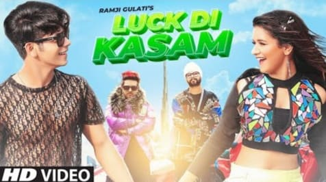 Luck Di Kasam Lyrics in Hindi, Ramji Gulati