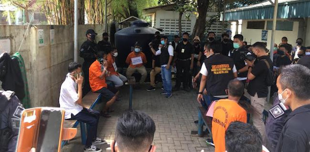 Rekonstruksi Di Jakarta Utara, John Kei Suruh Anak Buah Bawa Nus Kei Ke Hadapannya