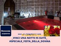 Logo Contest ''Festa della Donna '': come vincere gratis una notte in Suite