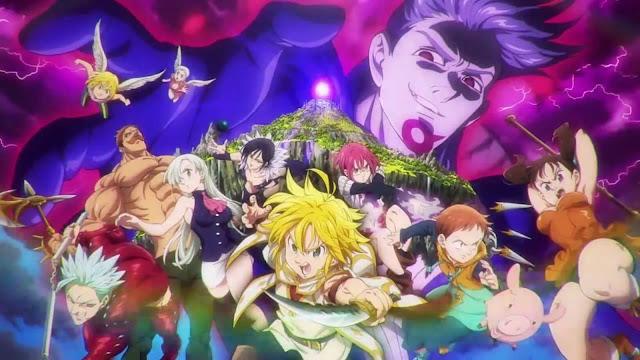 Download OST Anime Movie Nanatsu no Taizai: Tenku no Torawarebito Full Version